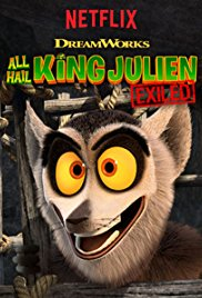 All Hail King Julien Exiled Season 1