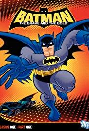 Batman The Brave and the Bold Season 1