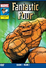 Fantastic Four 1994 Season 2