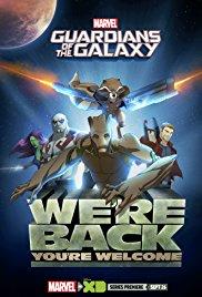 Guardians of the Galaxy Season 1