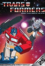 The Transformers 1984 Season 1