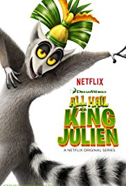 All Hail King Julien Season 3
