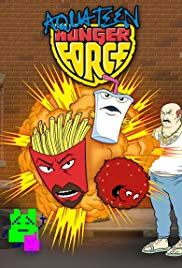 Aqua Teen Hunger Force Season 8