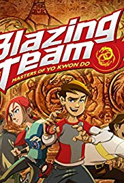 Blazing Team: Masters of Yo Kwon Do Season 2
