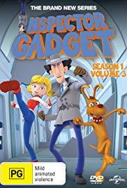 Inspector Gadget 2015 Season 1