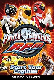 Power Rangers R.P.M.