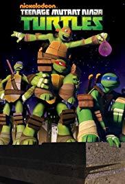 Teenage Mutant Ninja Turtles 2012 Season 1