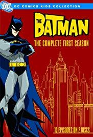 The Batman 2004 Season 1