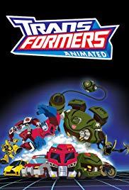 Transformers Animated Season 1