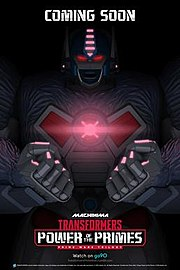 Transformers: Power of the Primes Season 1