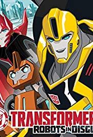 Transformers Robots in Disguise Season 1
