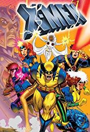 X-Men Animated Series Season 4