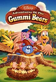 Adventures of the Gummi Bears Season 5