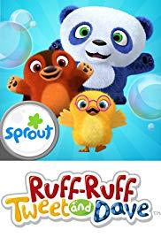 Ruff-Ruff Tweet and Dave Season 1