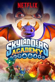 Skylanders Academy Season 1