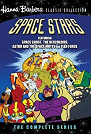 Space Stars Astro and the Space Mutts