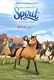 Spirit Riding Free Season 4
