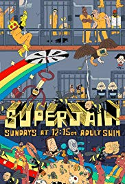 Superjail Season 2