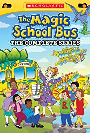 The Magic School Bus Season 4