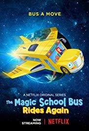 The Magic School Bus Rides Again Season 1