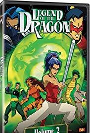 Legend of the Dragon Season 2