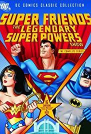 Super Friends The Legendary Super Powers Show