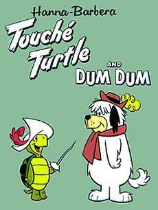 Touche Turtle and Dum Dum