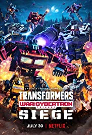 Transformers: War for Cybertron Trilogy Season 3